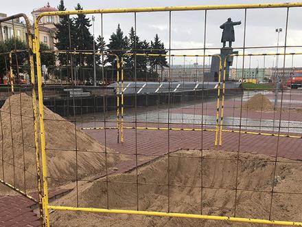 «Царь-труба» деполитизировала площадь Ленина