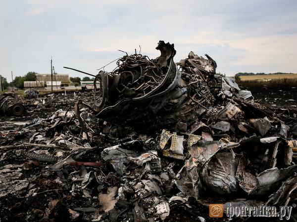 Кто сбил малайзийский «Боинг»? В Минобороны РФ объяснили, почему опять Украина