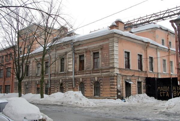 Фотографии предоставлены компанией «Петербургская Недвижимость»