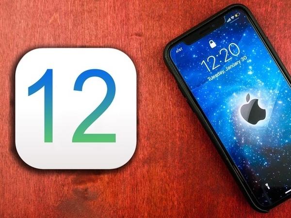 iOS 12 - новый drug айфонавта