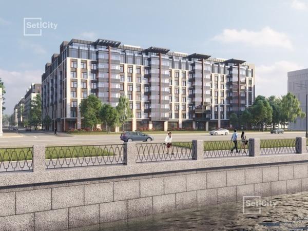 «Петербургская Недвижимость» предлагает к покупке квартиры с двумя лоджиями