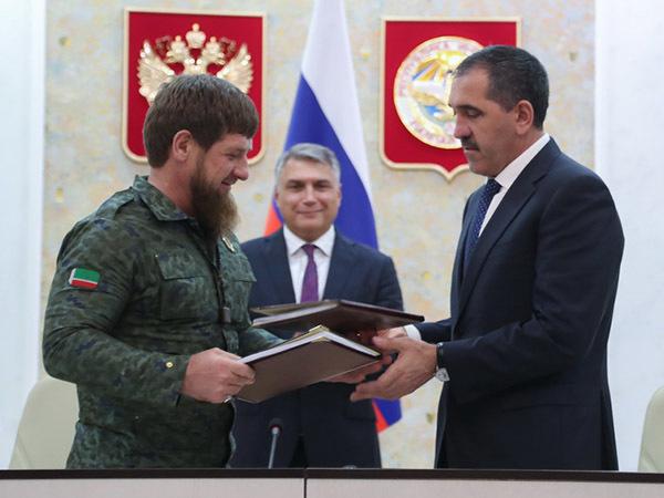 Территориальный дележ Ингушетии и Чечни: при чем тут нефть
