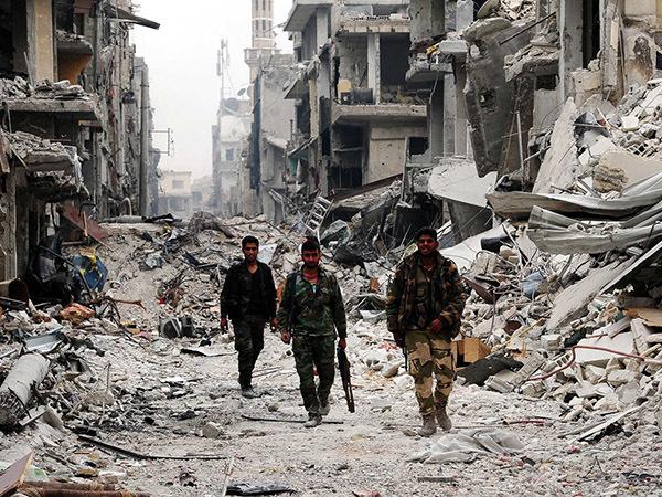 """Томагавки"" украсят победу Асада в Сирии"