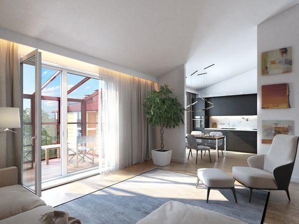 В ЖК «Образцовый квартал 4» можно купить квартиру без первоначального взноса