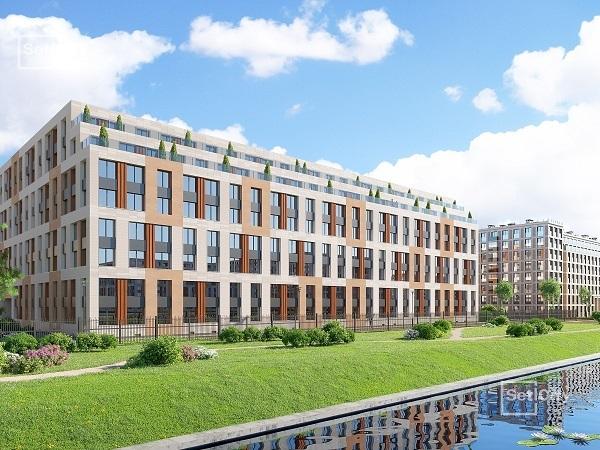 Setl City приступила к строительству комплекса премиум-класса «The ONE» на Петровском острове