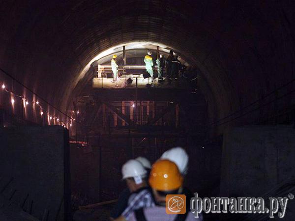 Виноваты все. Что случилось со строительством метро в Петербурге