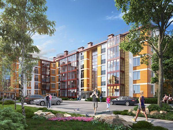 Где в Петербурге искать настоящую малоэтажку