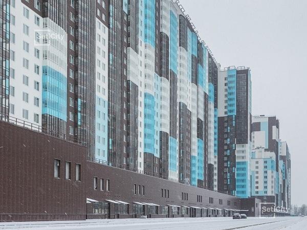 Setl City сдала два дома пятой очереди ЖК «Чистое небо»