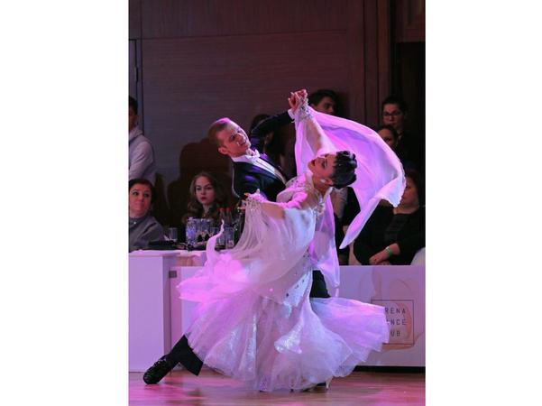 «Строительный трест» поддерживает танцевальный фестиваль Crystal Ball