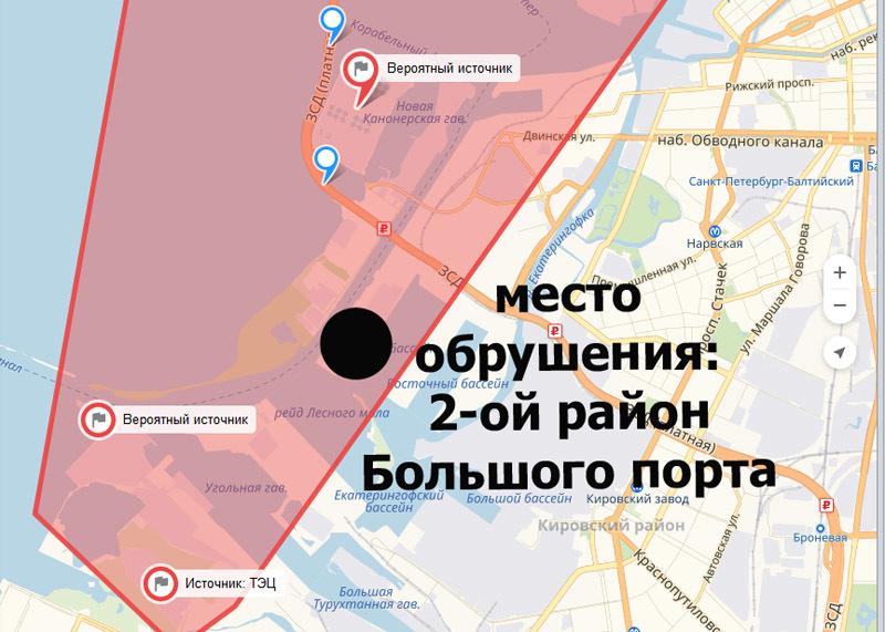 """Коллаж/""""Фонтанка.ру""""/Яндекс.Карты"""