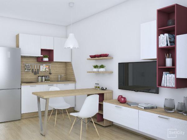 Квартира с мебелью и техникой: в чем выгода?