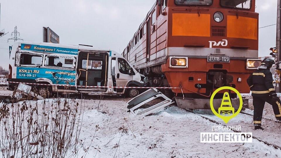 ДТП в Кудрово 27 декабря