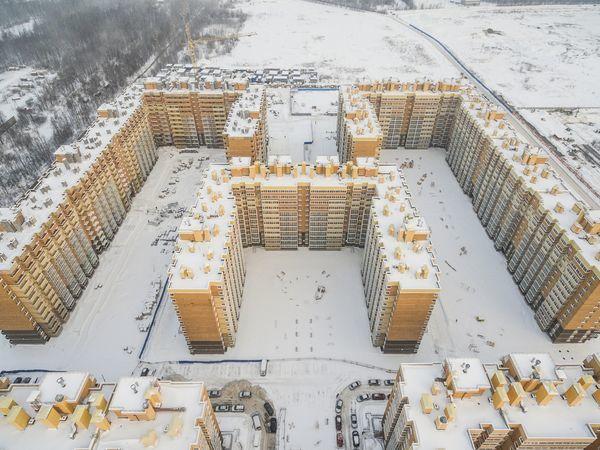 Группа ЦДС ввела в эксплуатацию корпуса «Б» и «В» ЦДС «Новое Янино»