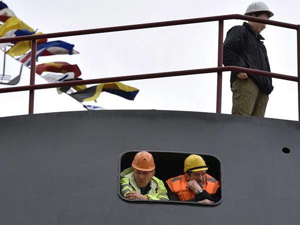 «Догнать азиатские верфи». Куда Полтавченко поведет корабль ОСК