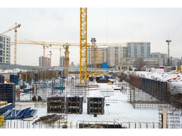 «Аквилон Инвест» расширил парк строительной техники в Санкт-Петербурге