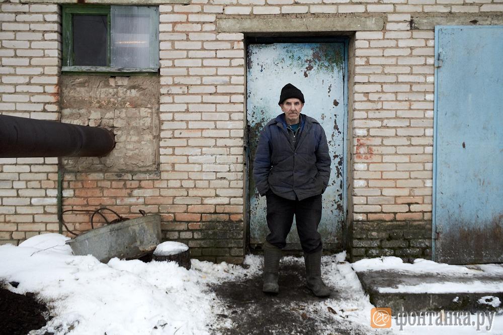 кочегар ДК (Фото: Александр Кириллов//