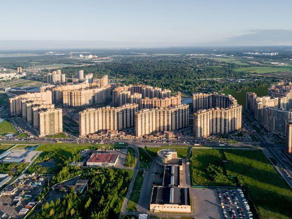 «Северная долина» названа самым популярном жилым комплексом Петербурга и области