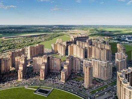 Жилой комплекс «Северная долина». Фото «Главстрой Санкт-Петербург»