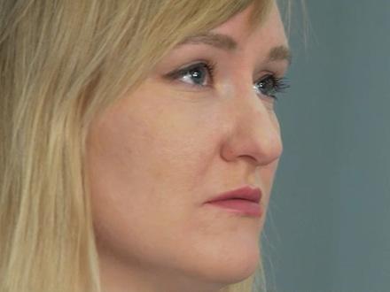 """Юлия Кальниченко, фото - Константин Селин/""""Фонтанка.ру"""""""