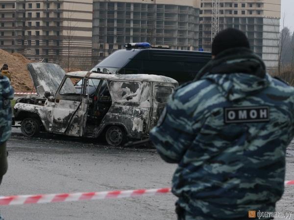 Полицейская бойня в Петербурге осталась безнаказанной. Считавшийся мозгом операции осуждён за натюрморт