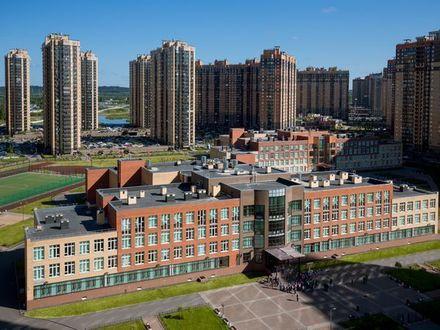 22b75518318 «Главстрой Санкт-Петербург» получил разрешение на строительство четвертой  школы в ЖК «Северная