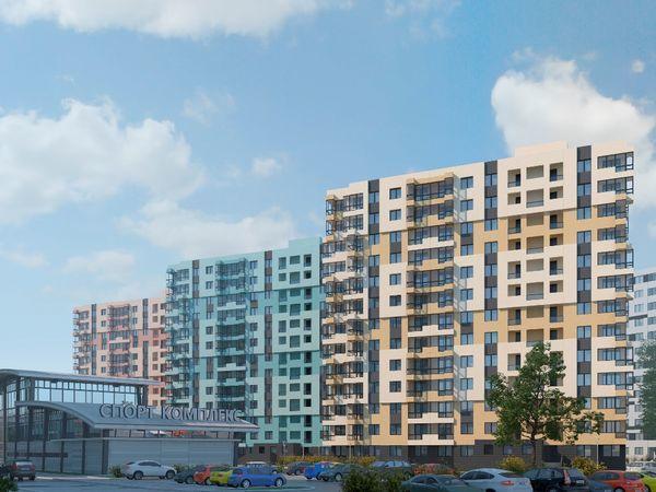 «Группа ЛСР» открыла продажи в двух новых домах ЖК «Ручьи»