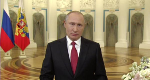 Путин посетит Крым в пятую годовщину референдума о вхождении в состав России