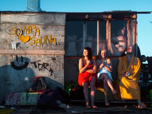 Выходные в Финляндии 8–10 марта: сауна, джаз и летающий бетон